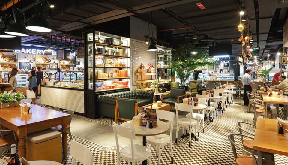 An Nam Gourmet Market is partnered with Ban Công Xanh – Tropical to